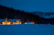 Travel Channel Names Brooks Lake Lodge a Best Off-the-Grid Romantic Escape for Valentine's Day