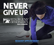 "Resurgens Orthopaedics Inspires Metro Atlanta to Reach For More With New ""I Am A Champion"" Campaign"