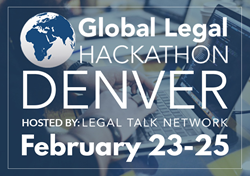 Global Legal Hackathon - Denver