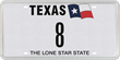 Texas License Plate Sells for $34,500