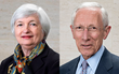 Janet Yellen and Stanley Fischer Join the Group of Thirty
