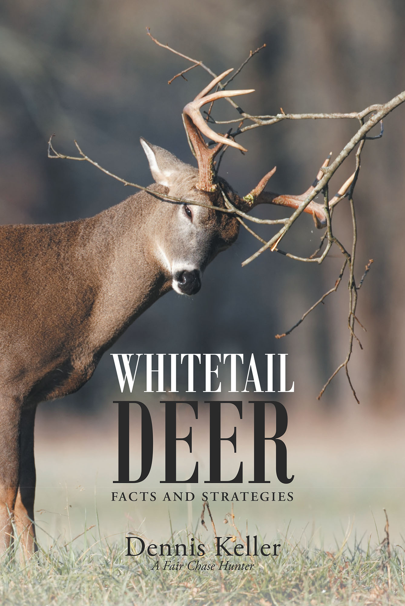 Author Dennis Keller U2019s New Book  U201cwhitetail Deer Facts And