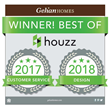 Gehan Homes Awarded Best Of Houzz 2018