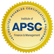 James Richardson and Kristina Cook of Digiscribe Receive APSC Certification
