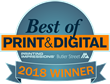 Butler Street and NAPCO Media Announce the 2018 Best of Print & Digital® Winners