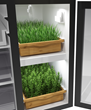 The Living Fridge concept took 1st place during the 2018 Product of the Future contest