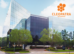 Cleopatra new Houston office