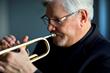 Trumpeter/composer Bill Warfield. (Photo: John Abbott)
