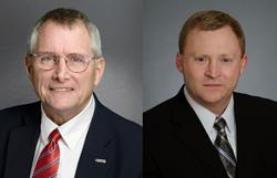 Gordon Clark and Mark Ramsey HNTB