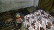 A Syrian Child Displaced by the Ongoing Conflict
