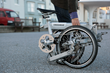The Crosshead Compact Folding Bicycle To Make  Its Debut at the London Bike Show