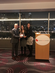 Greenberg Traurig's The Meltons_National Kidney Foundation award
