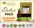 Herbal Papaya Detox Pack