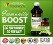 Herbal Papaya Immunity Boost