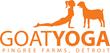 Pingree Farms Goat Yoga, Detroit