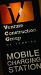 Venture Construction Group of Florida: WindStorm Insurance Conference Mobile Charging Station Sponsor
