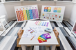 Posters, cards, coloring sheets and more designed to teach children emotional skills.