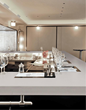Corian® Solid Surface with Resilience Technology™ - Restaurant