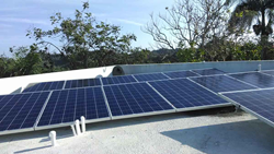 altE announces warehouse in Puerto Rico for solar power equipment.