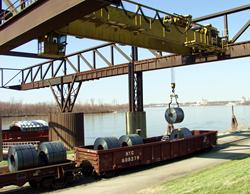 Port of Indiana-Mount Vernon