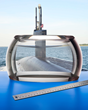 New Meller Optics Sapphire Hyper-Hemisphere Permits Panoramic Submarine Mast Search Capability