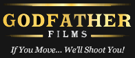 Award-winning wedding and corporate event video company, Godfather Films.