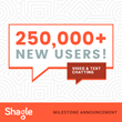 Shagle's Random Video Chat Continues Strong Growth With Over 250,000 Members