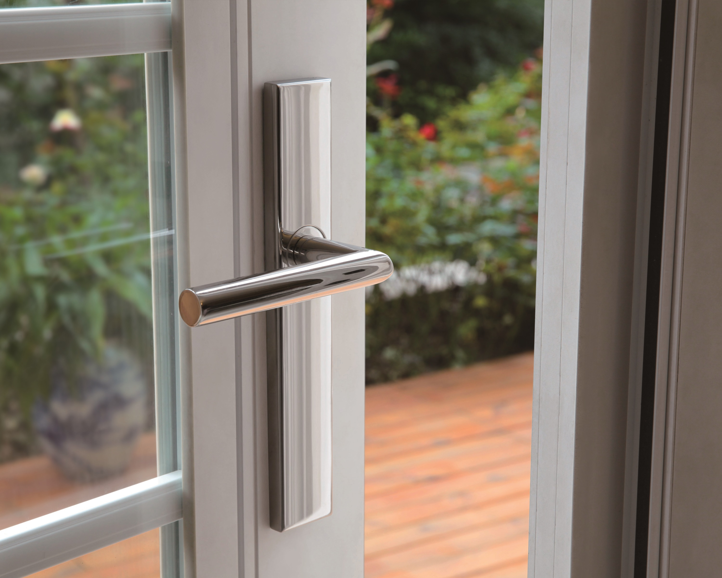 Delicieux INOXu0027s New Patent Pending Universal Multipoint Series Is A Trim Solution  Designed To Fit 95% Of Multipoint Locking Systems For Swing Doors By Major  Door ...