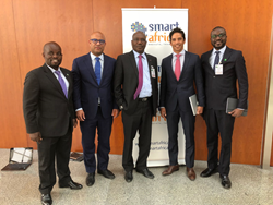 The Smart Africa Alliance and GVG signed a MOU
