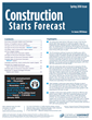 ConstructConnect's U.S. Construction Starts Forecast Shows an Annual Gain of Nearly +5 Percent Through 2022