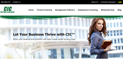 tenant screening, employee background checks, and property management software for the rental housing industry