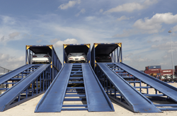 Crowley Helps Used Vehicle Exporting from Port Everglades