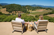 Guests spend the day with vintners and winemakers at their private homes and historic wineries and enjoy special access to wines and food not available to the general public.