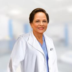 Padmini Rajan, MD, internist