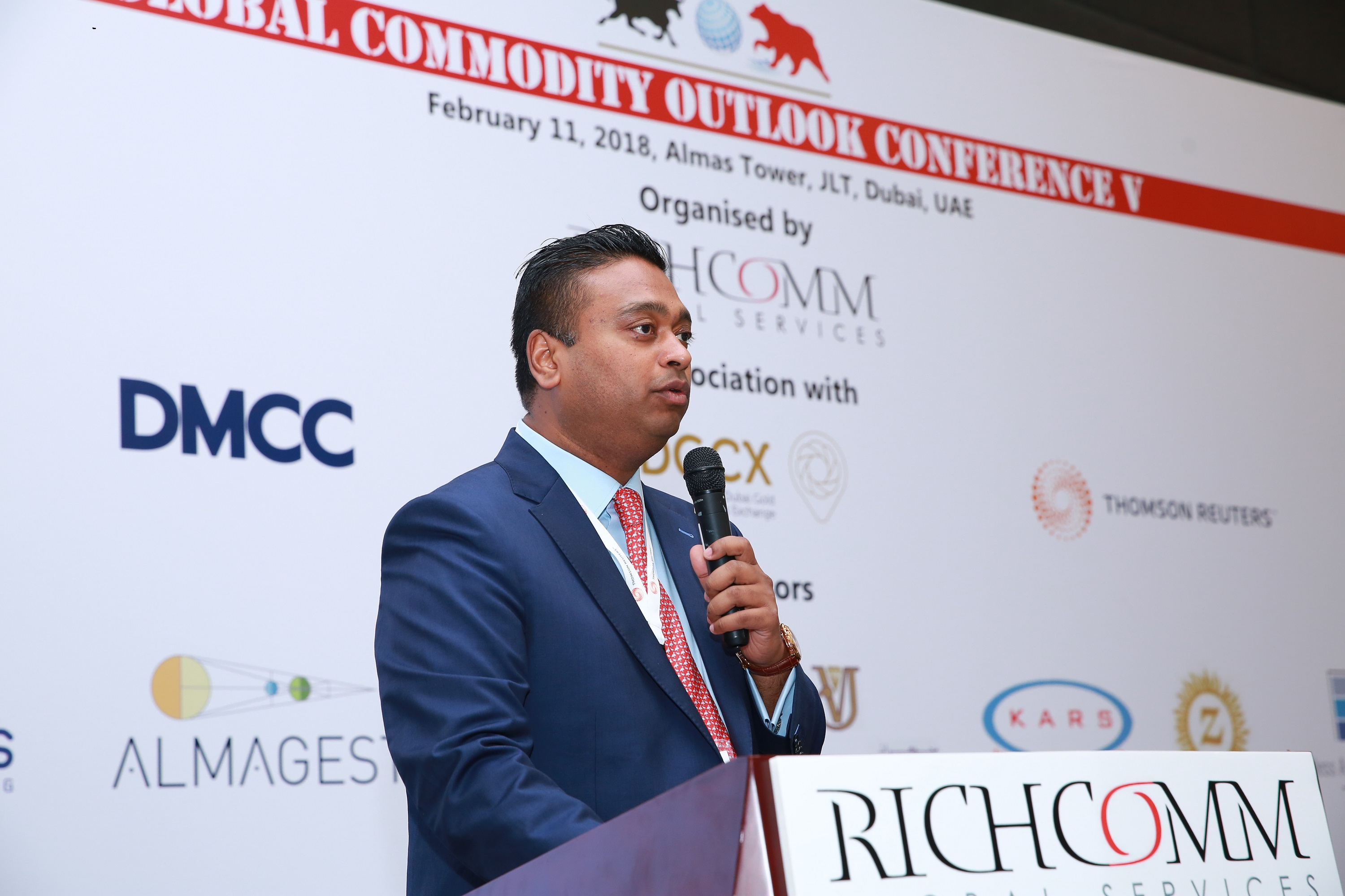 Commodity experts tackle latest industry trends at the 5th Global