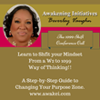 1099 Shift Mindset Masterclass Coach, Queen of Making Things Easy to Understand, Offers Free Call on February 22