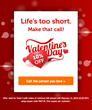 Jamaican Expats Celebrate Valentine's Day With A Special Discount: 10% OFF Voice Credit Orders, An Offer Hosted By TelephoneJamaica.com