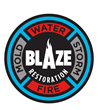 Blaze Restoration Logo