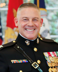 COL David Coggins, USMC, selected to be the 11th President of Fork Union Military Academy