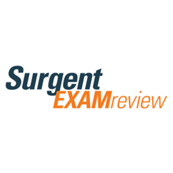 Surgent Exam Review Logo