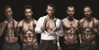 Dancing with the Stars Professional Dancer Tony Dovolani Trades in His Ballroom Shoes for a Bowtie to Guest Host the World Famous Chippendales at Rio Las Vegas 4/19-5/27