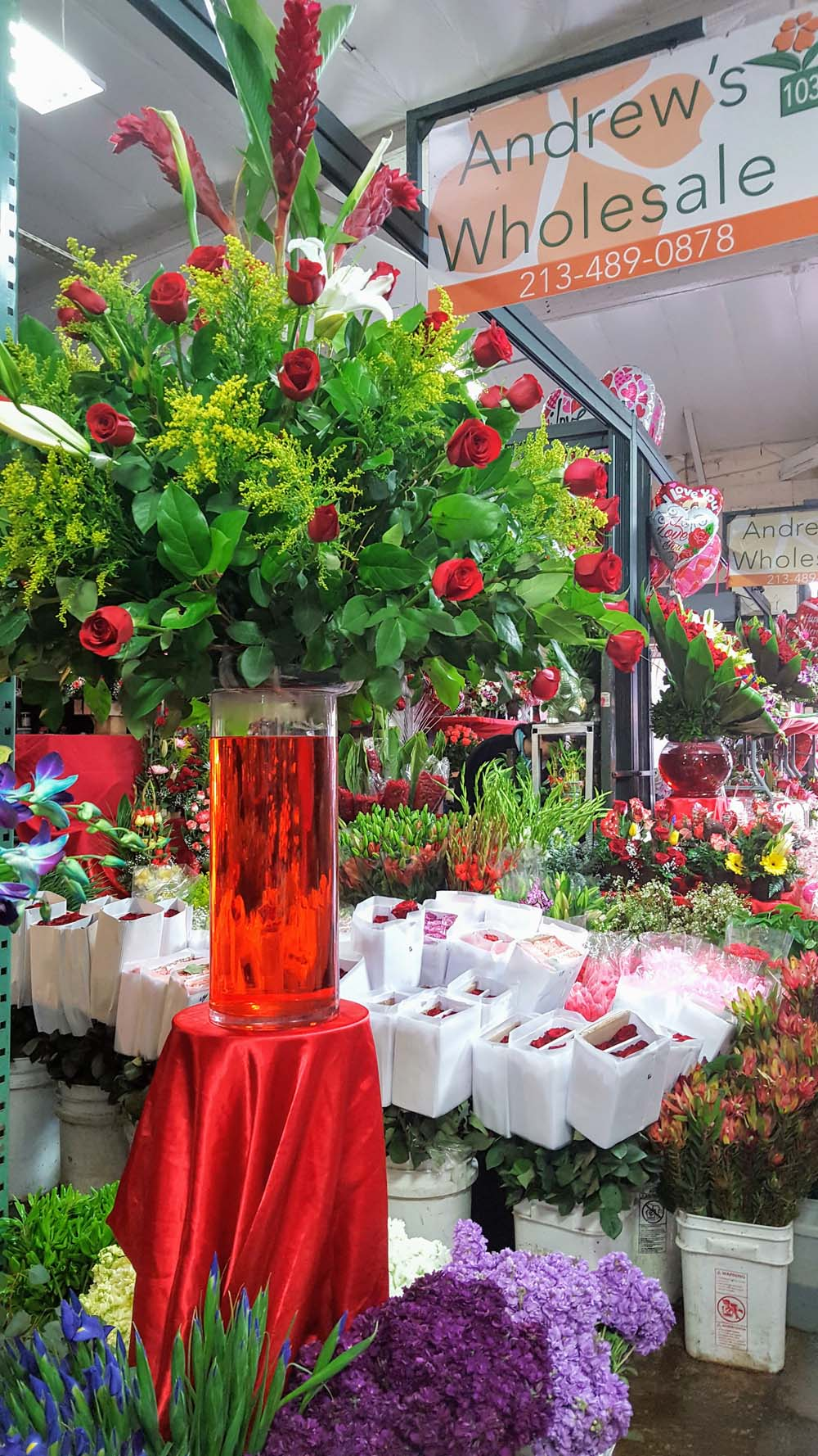 Cupid Showers Best For Less Valentines Flowers 247 At Ca Flower Mall
