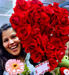 Cupid Showers Best for Less Valentine's Flowers 24/7 at CA Flower Mall