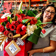 CA Flower Mall Premiers Exciting Valentine's Flower Gift Trends