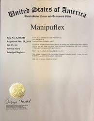 Manipuflex(TM) Trademark