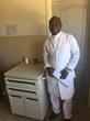 Jefferson Muleya, Nurse-In-Charge at the Kanchomba Clinic in the Hamaundu area