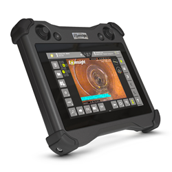 New VC500 Controls for ROVVER X Makes Sewer Inspections Accessible on the Cloud.