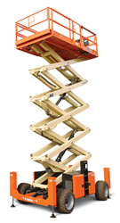 JLG Engine-Powered Scissor Lifts Win 2018 EquipmentWatch Highest Retained Value Award