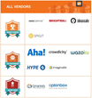 The Top Idea Management Software Vendors According to the FeaturedCustomers Spring 2018 Customer Success Report Rankings
