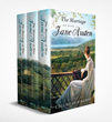 The Marriage of Miss Jane Austen Trilogy